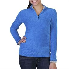 Exofficio Wm's Irresistible Dolce™ 1/4 Zip Sweater שלדג מחנאות וספורט