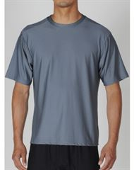 Exofficio Men's Give-N-Go® Short-Sleeve Tee שלדג מחנאות וספורט
