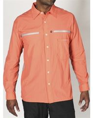 Exofficio Men's Reef Runner™ L/S Shirt שלדג מחנאות וספורט
