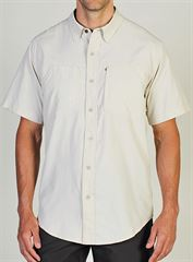 Exofficio Men's GeoTrek'r™ S/S Shirt שלדג מחנאות וספורט