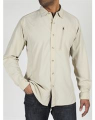 Exofficio Men's GeoTrek'r™ L/S Shirt שלדג מחנאות וספורט