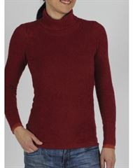 Exofficio Wm's Irresistible Neska Turtleneck Sweater שלדג מחנאות וספורט