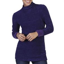 Exofficio Wm's Irresistible Dolce™ Mockneck Sweater שלדג מחנאות וספורט