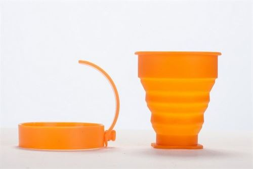 Collapsible Silicone Cup שלדג מחנאות וספורט