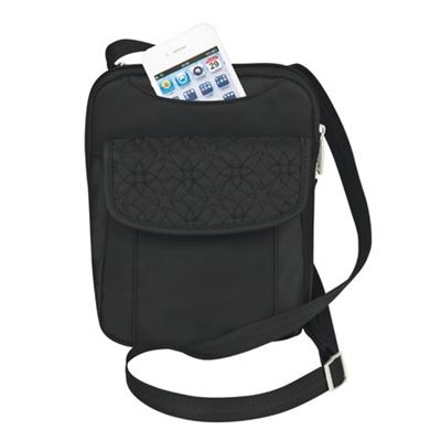 Anti-Theft Signature Slim Pouch