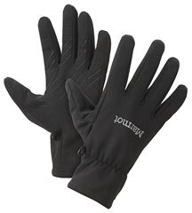 Marmot Men's Connect Softshell Glove שלדג מחנאות וספורט
